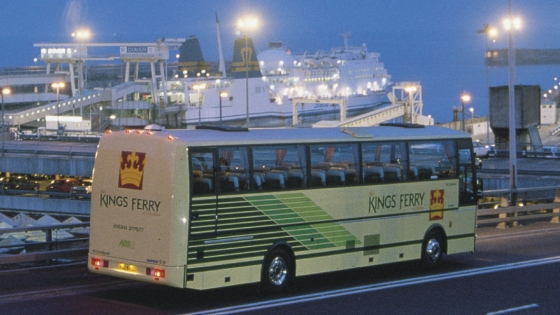 Travel by coach to France with R&T Tours