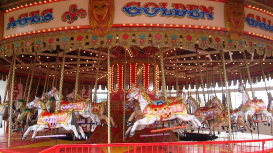 Gallopers Blackpool