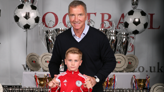 Great Souness at the Haggerston Castle Championships