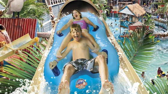 Splash Landings Waterpark