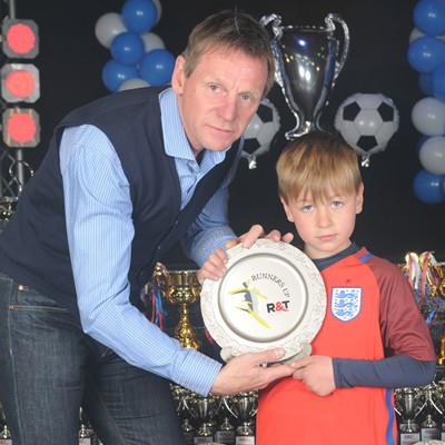 Stuart Pearce at Bournemouth Football Tours